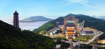 Du Lịch Trung Quốc - Phổ Đà Sơn – miền đất sơn thủy hữu tình – thánh địa Phật giáo