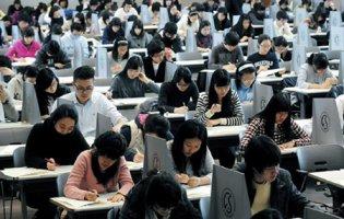 Thi đại học ở Hàn Quốc có khác thi đại học ở Việt Nam?