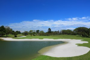 Đến Ibaraki, đừng quên tới những sân golf nổi tiếng