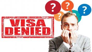 Những lí do dẫn đến bị từ chối visa Canada