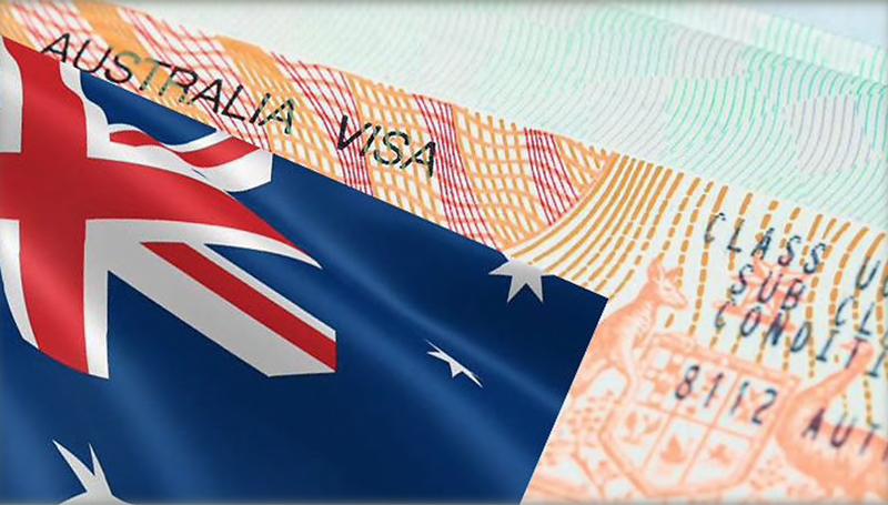 Visa du Ịch Úc có người bảo lãnh sẽ dễ đậu hơn các loại visa khác